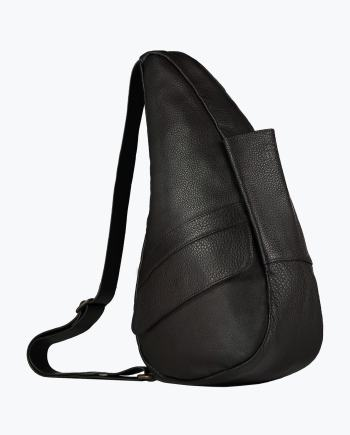 Leather Coffee Bag Small