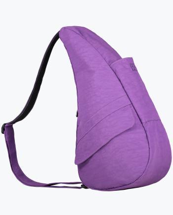 Textured Nylon Small Bag