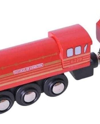 Duchess of Hamilton Train Set