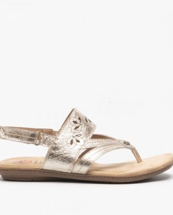 Ontario Washed Gold Slingback
