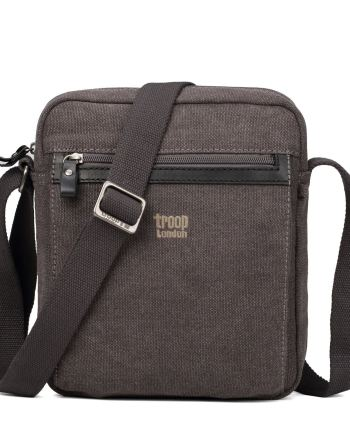 Classic Canvas Across Body Bag TRP0218