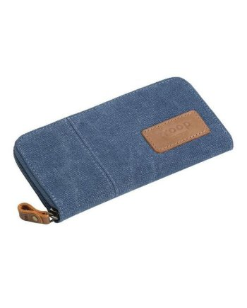 Canvas Zip Around Wallet Purse TRP0501 by Troop London