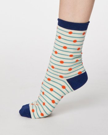 Thought Hope Spot Sock