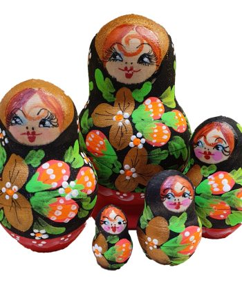 Russian Doll Set 5 pieces Tubby