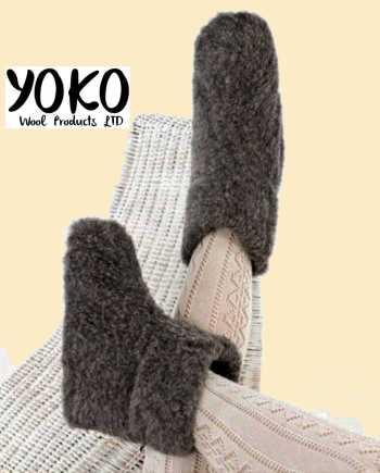 Yoko Wool Slippers