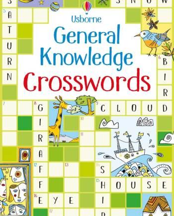 General knowledge crosswords Book