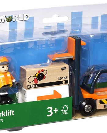 BRIO World - Forklift