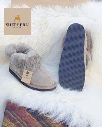 Shepherd Slippers