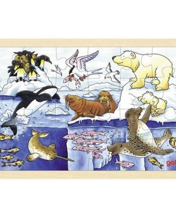 Arctic Animals Jigsaw Puzzle