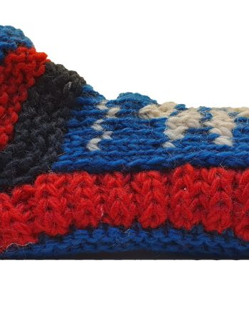 Lined Wool Slippers