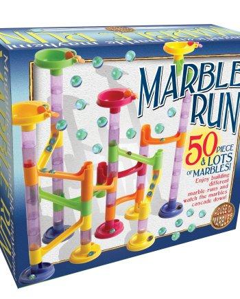 50 Piece Marble Run