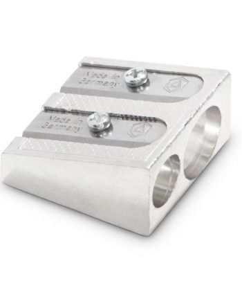 Stockmar Metal Dual Pencil Sharpener