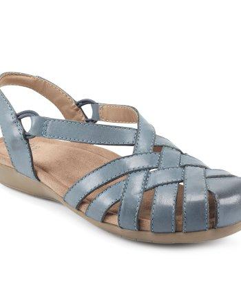 Earth Spirit Berri Moroccan Blue Sandal