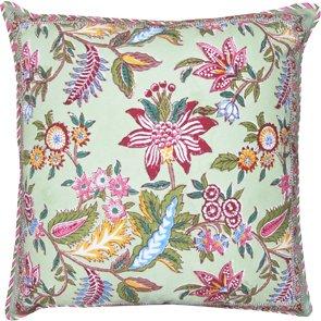 Block Printed Cushion Cover Shiraz