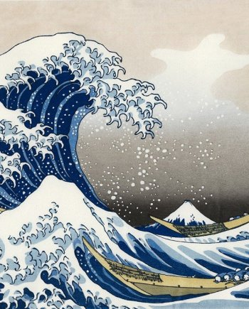 Hokusai The Great Wave Jigsaw Puzzle