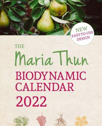 Biodynamic Calendar 2022
