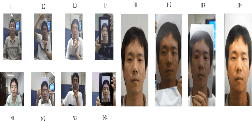 Face spoofing detection using multi-level local phase quantization (ML-LPQ)