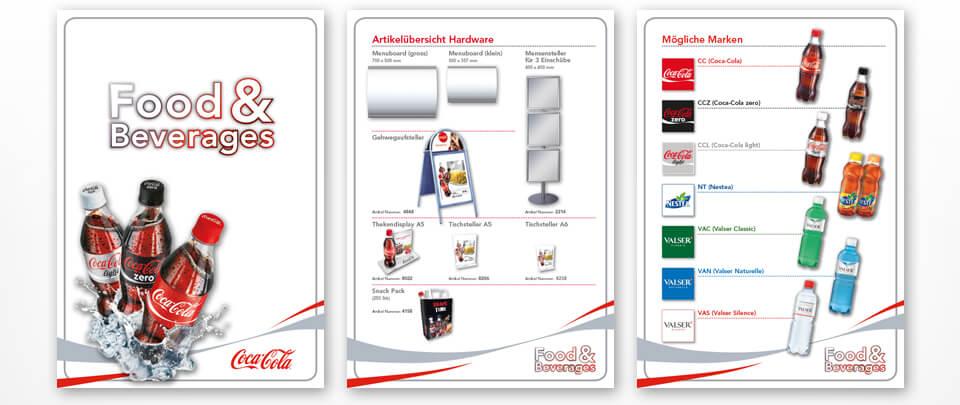 Graphic Design Merchandising Booklet