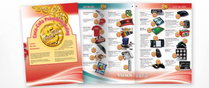 Graphic Design Incentive Broschüre