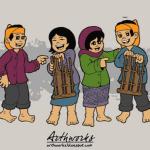 Kosakata Bahasa Sunda Sehari-Hari dan Artinya #57