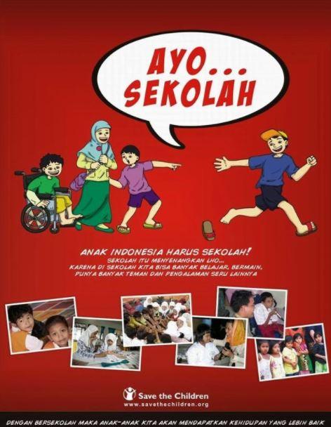 contoh iklan layanan masyarakat tentang pendidikan