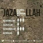 Arti Jazakallahu Khairan, Jazakumullahu Khairan dan Jawabannya, TERLENGKAP!!