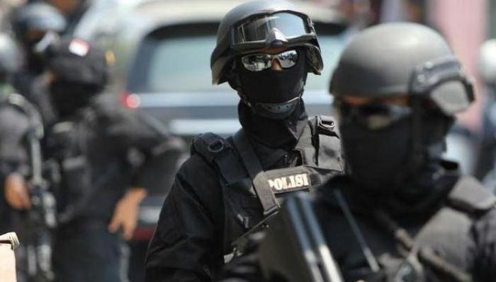 urutan pangkat polisi