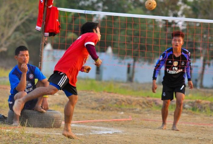 olahraga bola kecil