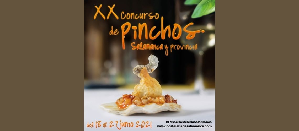 XX Concurso de Pinchos de Salamanca