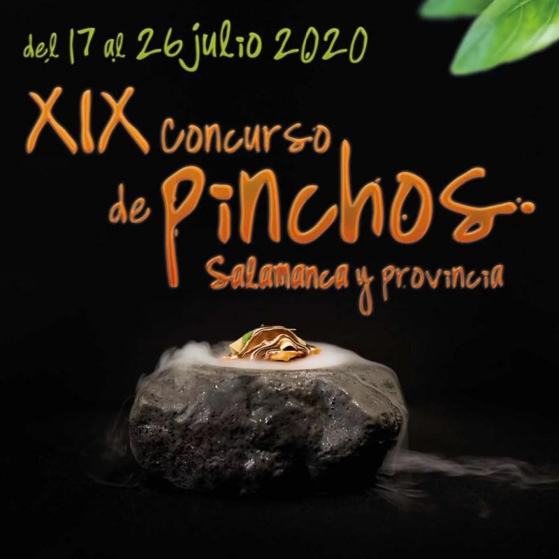 XIX Concurso Pinchos Salamanca y Provincia