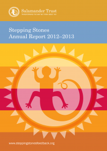 Stepping Stones Annual Report 2012-2013