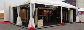 SalamaStone Stand at Marmomacc 2013 - Verona, Italy