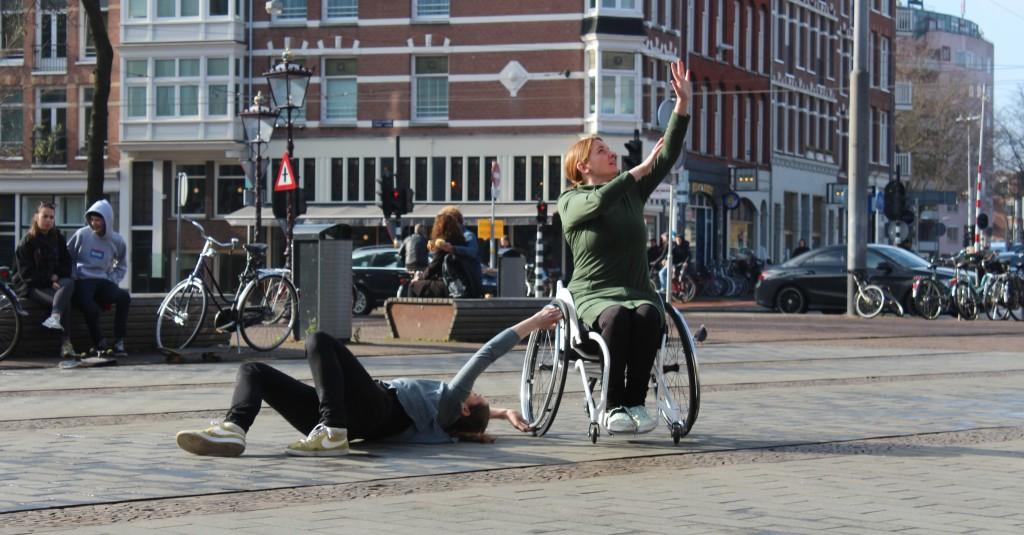 Dansers met beperkingen: hoezo inspirerend?