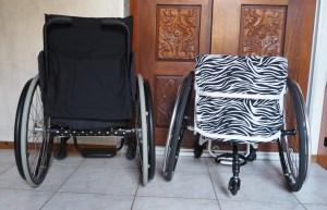 shopper rolstoeltas