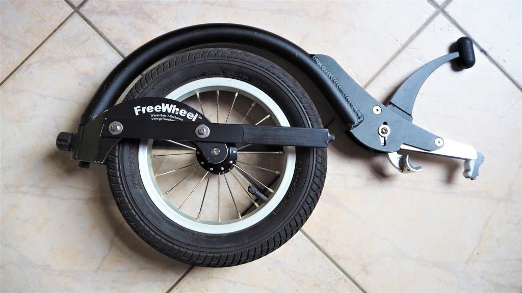 freewheel met strips