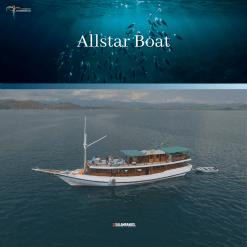 Kapal Allstar Komodo Labuan Bajo Trip