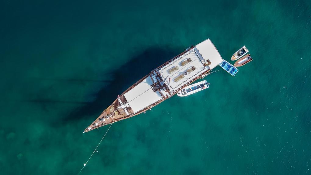 Sewa Kapal Komodo Phinisi Helena