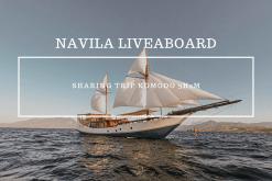 Open Trip Komodo Navila Liveaboard