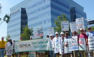 بیش از 800 تن از مهندسین شرکت «کندو» در حال اعتصاب در اعتراض به ادامهی کار بدون قرار داد