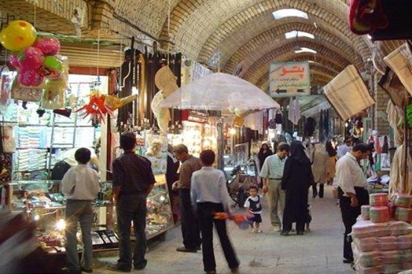 بازار قدیم تهران