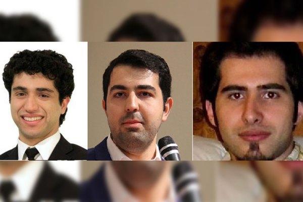 مهدی صمدیان - بیژن احمدی - پویان طبسی نژاد