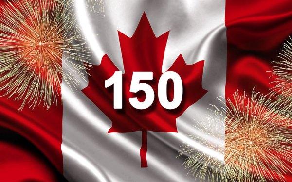 جشن 150 سالگی کانادا