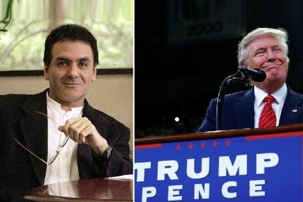 فیروز نادری: من یک ایرانی ـ آمریکایی هستم که همزمان هر دو آنها است