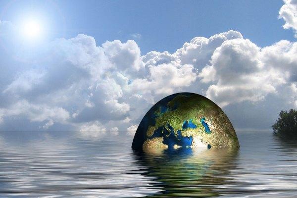 مشکل گرمایش زمین و تغییرات شدید آب و هوایی