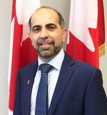 سمیر مجذوب رئیس انجمن مسلمانان کانادا