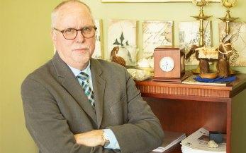 برنی فاربر رئیس انستیتوی موزائیک