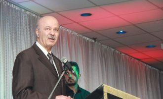 دکتر مریدی نماینده ریچموندهیل در مجلس انتاریو جزو سخنرانان بود