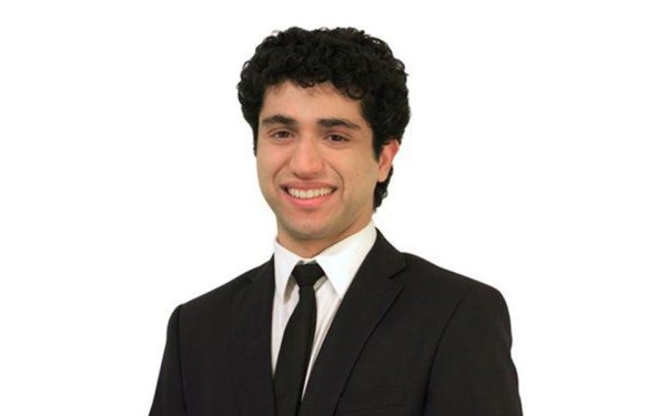 پویان طبسی نژاد مسئول سیاستگذاری کنگره ایرانیان کانادا
