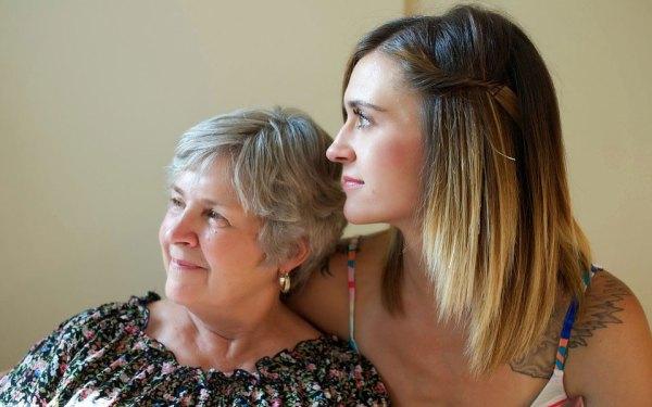 «چه کسی از مادر مراقبت خواهد کرد وقتی که مادر دیگر قادر به مراقبت کردن از خود نیست.»