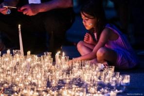 گزارش کامل مراسم تورنتو برای همدردی با مردم تهران